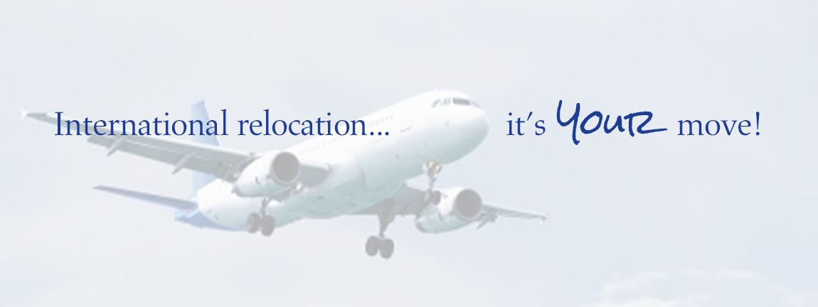 International relocation, it's your move.