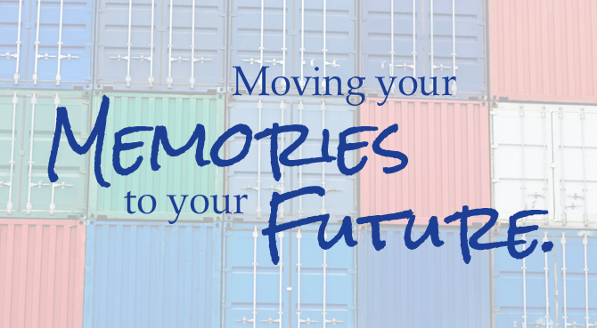 Slide 2 - BlueMOVE International Relocation, Inc. Moving your memories into your future.